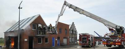 Trainingscentrum brandweer